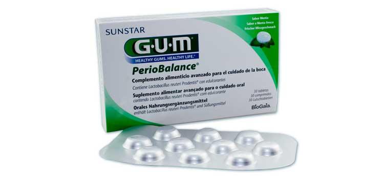 Probiotika gegen Parodontitis