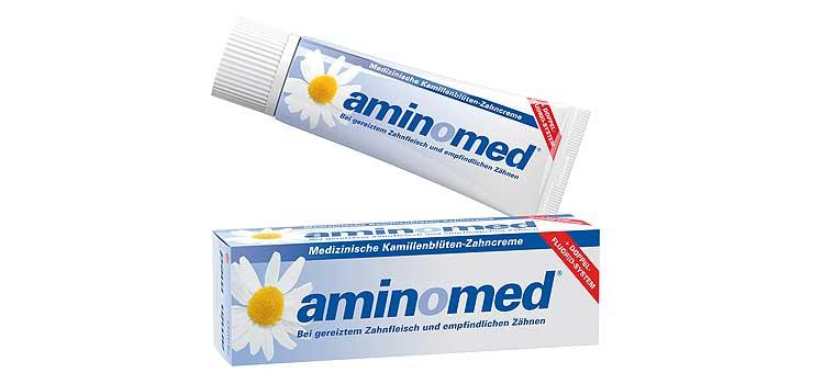 Aminomed – Dreifachschutz im Mund
