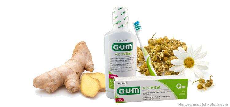 GUM ActiVital Produktsystem
