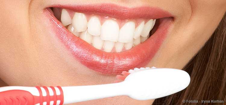 Sind zwei Minuten Zähneputzen genug?