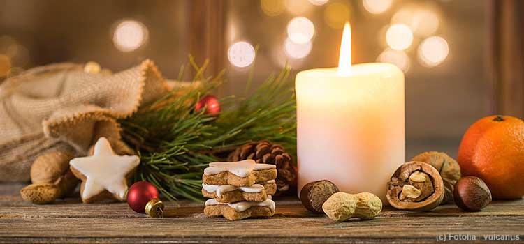 Ohne Loch im Zahn durch die Weihnachtszeit