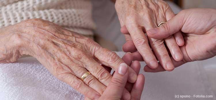 Pflege: Per Mausklick Infos und Hilfen für Angehörige