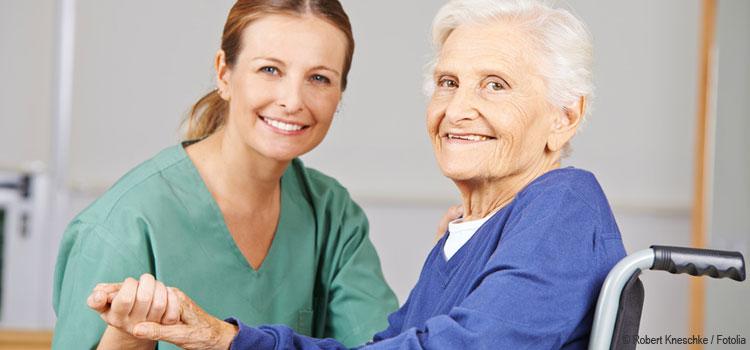 Kooperation für Mundgesundheit in Pflegeheimen