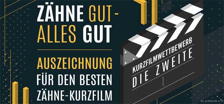 proDente Kurzfilmwettbewerb mit strahlenden Siegern