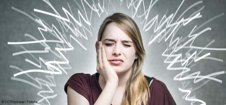 Schmerzen statt Genuß – empfindliche Zähne