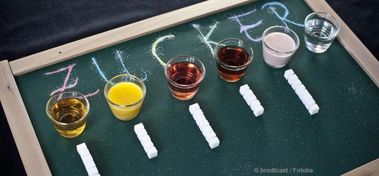 Zuckergehalt wird unterschätzt.