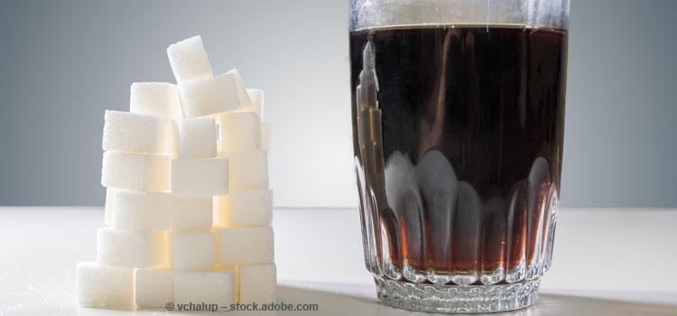 Kindergetränke mit zuviel Zucker