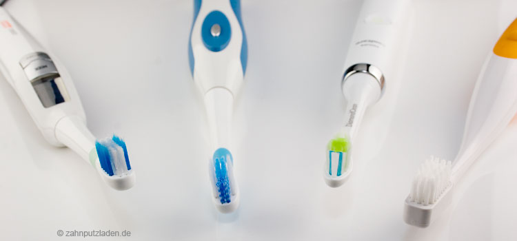 Elektrische Zahnbürsten im Test