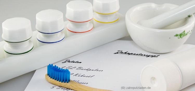 Zahnpasta im Eigenbau bieten oft nicht genug Kariesschutz
