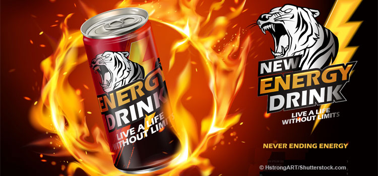Energydrinks immer beliebter bei Jugendlichen.