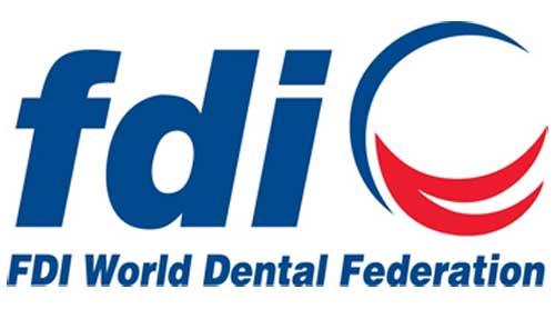 Logo des Weltzahnärzteverbands (FDI)