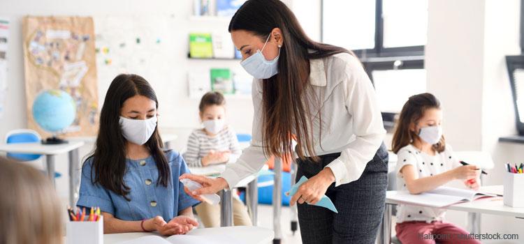 Handhygiene: desinfizieren statt zu viel waschen.