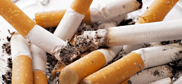 Rauchen ist gefährlich für Implantate
