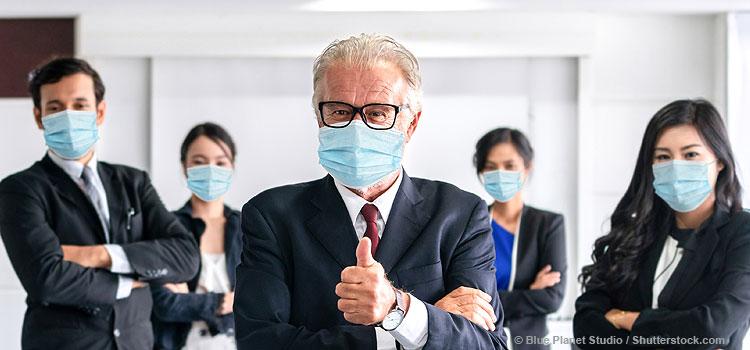 Verursacht ein Mund-Nasen-Schutz Karies und Zahnfleischentzündung?