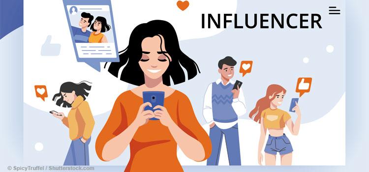 Influencer-Marketing für Süßes und Junkfood.