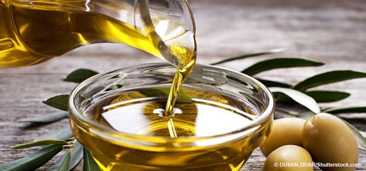 Ölziehen für die Mundgesundheit